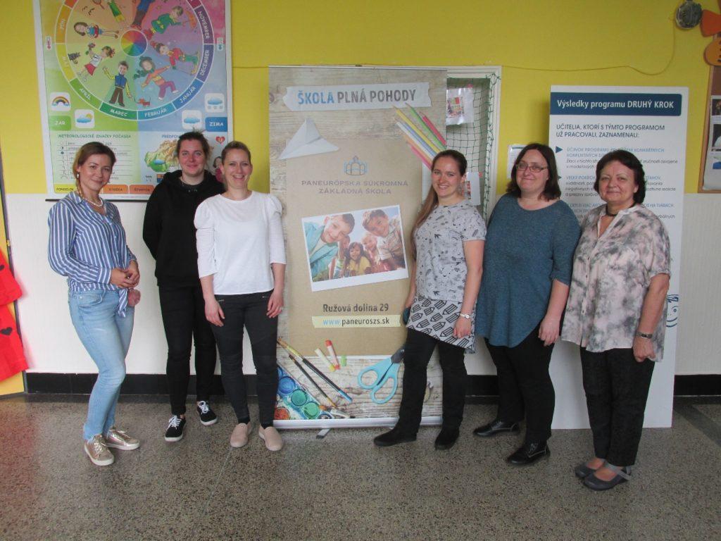 Pedagožky vyrazily za inspirací na Slovensko