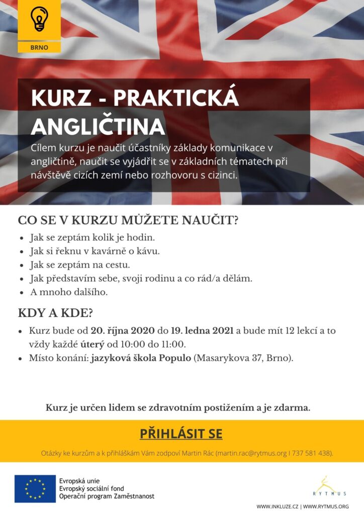 Brněnské kurzy v rámci celoživotního vzdělávání