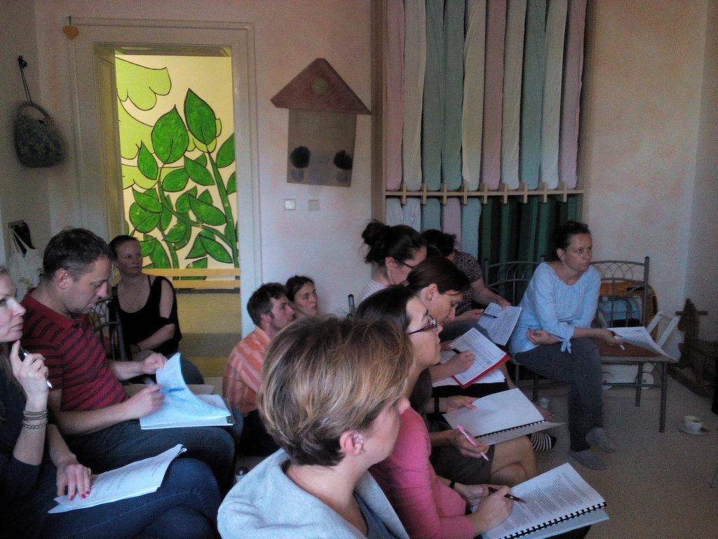 Jak vypadalo Právní školení v Olomouci?