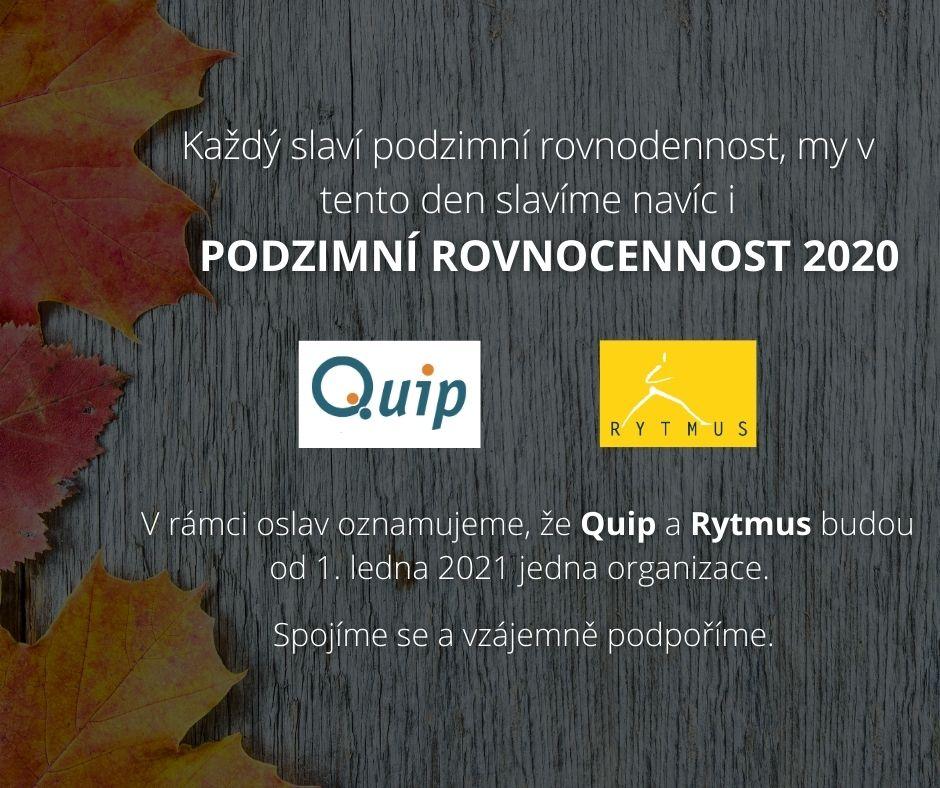 Oslavujeme Podzimní rovnocennost 2020