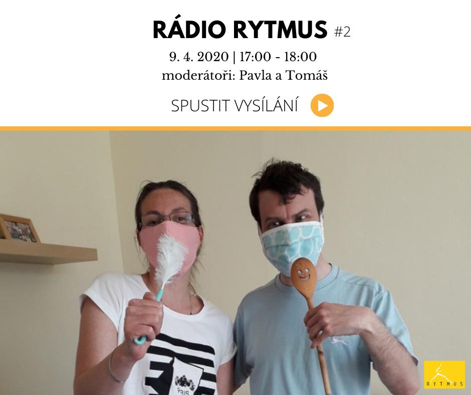 Rádio Rytmus – druhé vysílání