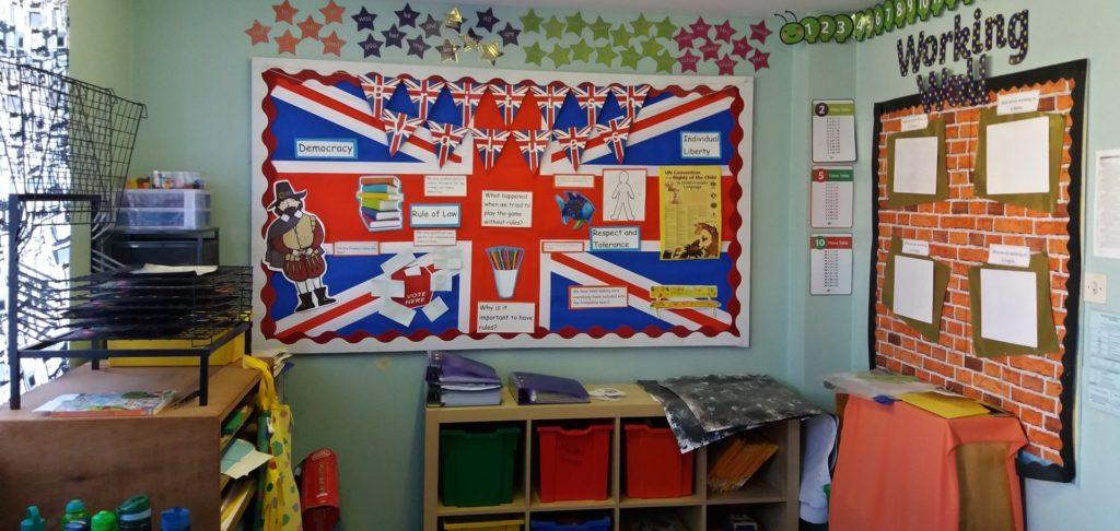 Návštěva školy v Nottinghamu aneb inkluze ve velkém