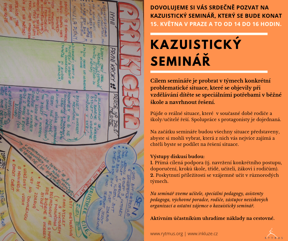 Kazuistický seminář (kurz odvolán)